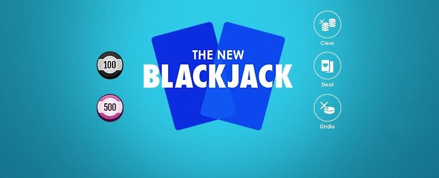 Set yourself into a new experience with Slots brand new Blackjack!