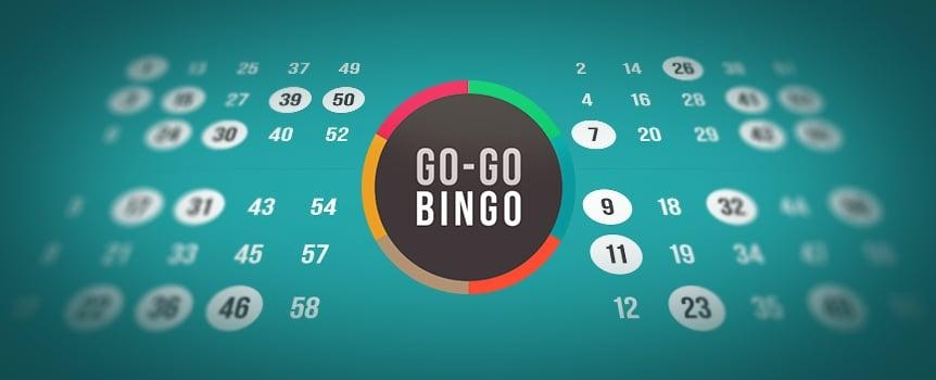 The classic Bingo becomes more innovative than ever with an explosion of sound, color and a clean and modern interface.A game that has absolutely everything, excitement, entertainment and great possibilities of become a winner.With GO-GO- Bingo you have fun guaranteed!