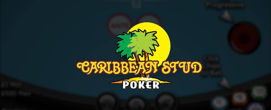 Love to play poker, but dont have time to play a whole game? Learn how to play Caribbean Stud Poker with Our Casino and see if you can grab the Progressive Jackpot. Caribbean Stud shares a Progressive Jackpot with Caribbean Holdem and Caribbean Draw Poker, allowing the jackpot to accumulate quickly.