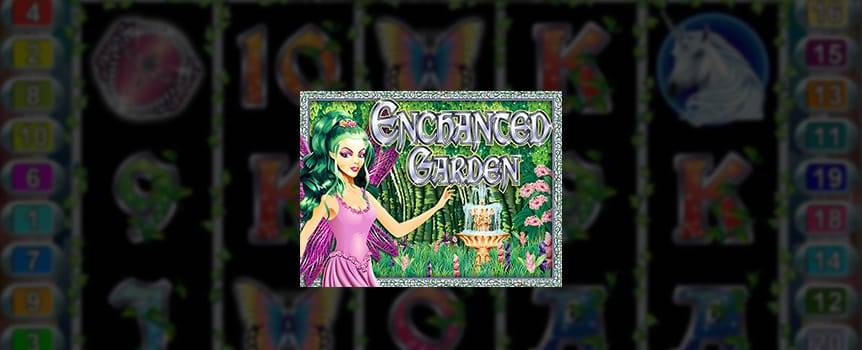 Explore the Enchanted Garden to discover unicorns, fireflies, a fairy princess, and an array of charming creatures that will both delight and bless you with good fortune.