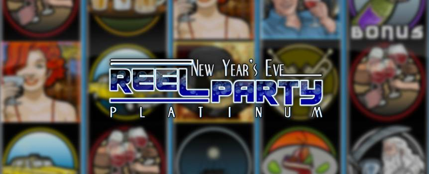 Get ready to celebrate the New Year's Eve to end all New Year's Eves in this 5-reel, 15-line slot, where the party never stops and the champagne just keeps on pouring. In this sequel to the original Reel Party, you get to take in the sights and witness some truly delightful new graphics and animations that are bound to get you in the partying mood. It's time to be bold, so don't be a wallflower; make sure you're head-banging with the best of them before the countdown starts. What's more, there's always the prospect of big winnings at the biggest party of the year. Here's to your health, wealth and happiness!